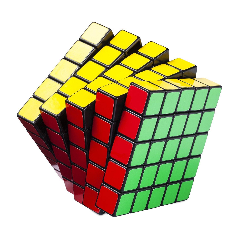 cubikon 5x5 zauberwürfel drehmechanismus