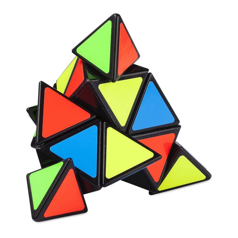 zauberpyramide verdreht
