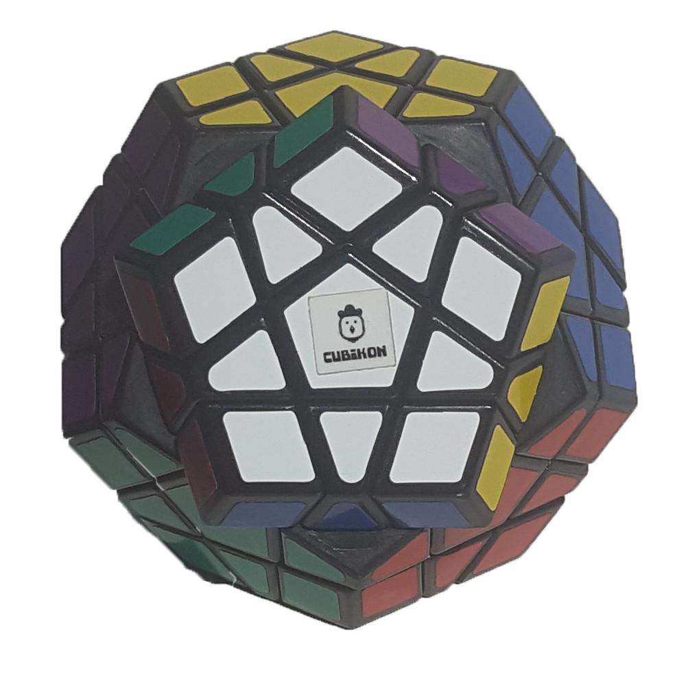 megaminx cubikon frontansicht