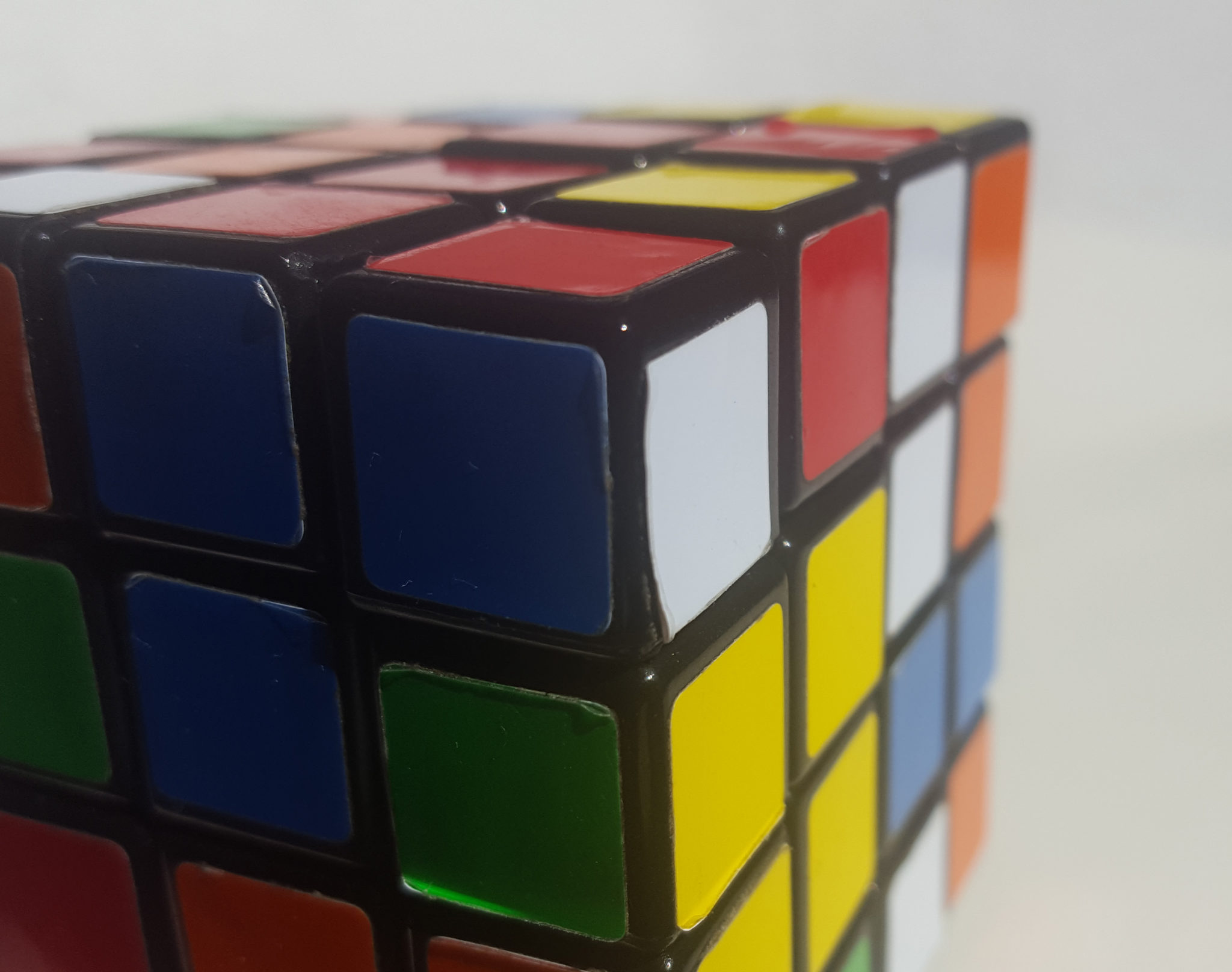 rubik's 4x4 sticker