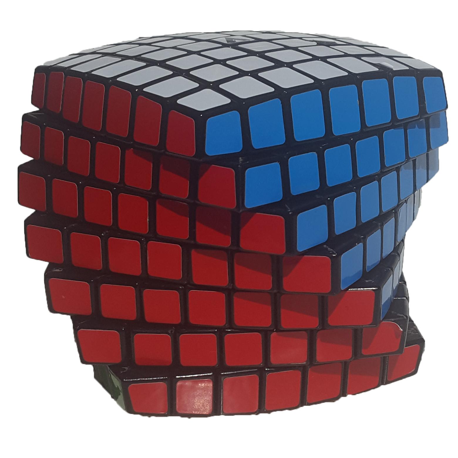 v-cube 7 verdreht