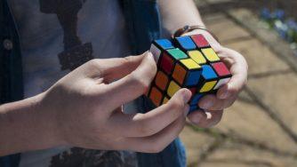 3x3 zauberwürfel test